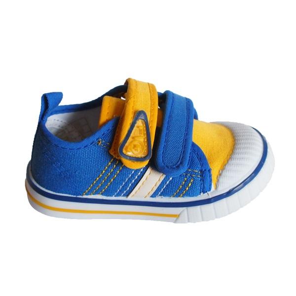 Clibee B-58 Blue-Yellow