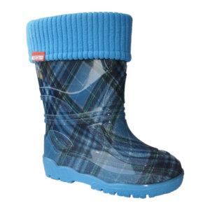 ALISA COLOR 301 Scotland mini blue (1)