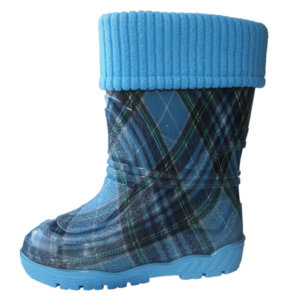 ALISA COLOR 301 Scotland mini blue (2)