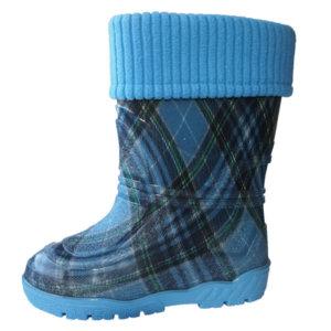ALISA COLOR 301 Scotland mini blue (2)